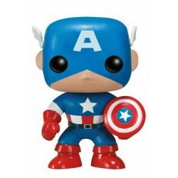 Funko POP Marvel 06 Captain...