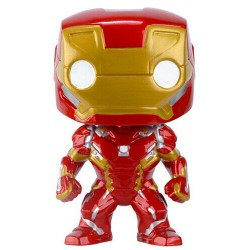 Funko POP Marvel Civil War...
